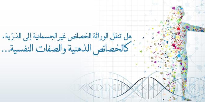 تأثير الوراثة على هوي ة الطفل أمة واحدة